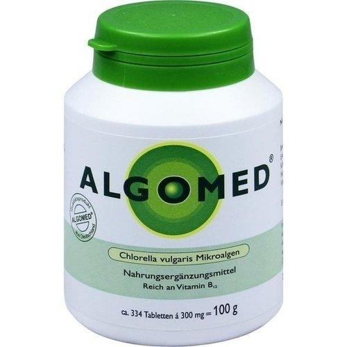 ALGOMED Chlorella vulgaris Mikroalgen
