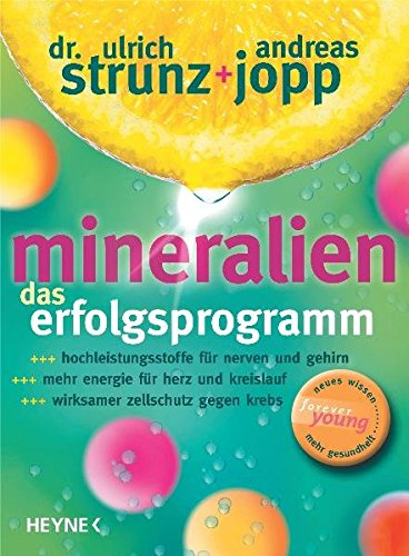 Mineralien - Buch