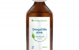 Ovega3 life drink DHA
